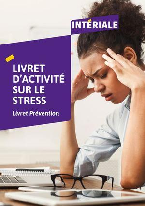 Livret d'activité sur le stress